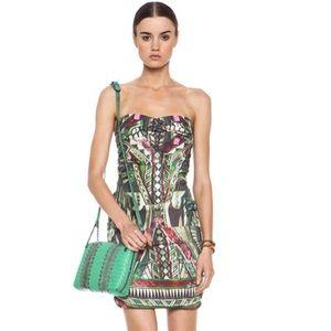 IRO Silk Blend Strapless Katalyn Dress Holiday